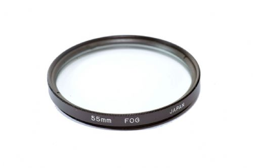55mm High Quality Fog Effect Filter Made in Japan 55mm Fog